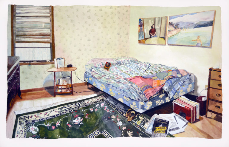 Read more about the article My Father's Room